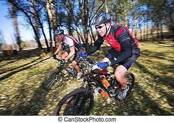 Mountainbiking #3
