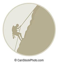 mountaineer - Mountaineering