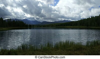 mountains, алтай, озеро