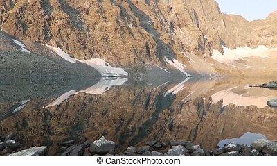mountains, отражение, гора, озеро, altai., lake., удивительно, alla-askyr, зеркало, landscape.