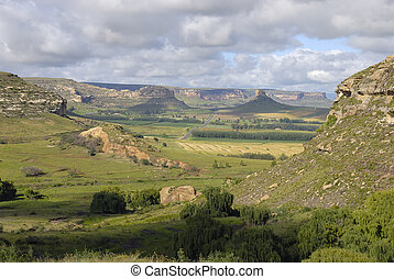 Mountains in South Africa
