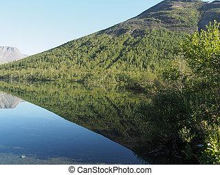 Mountains, insjö