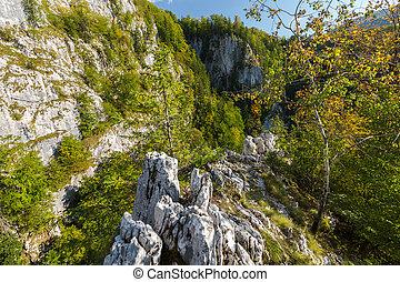 mountains, klippor