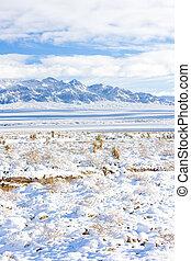 mountains near Las Vegas, Nevada, USA