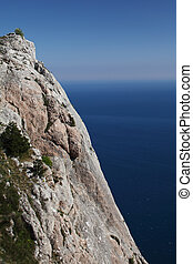 Mountains of the Black sea