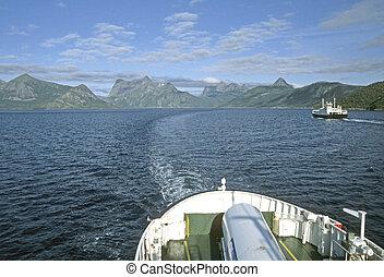 Mountains of the Lofoten