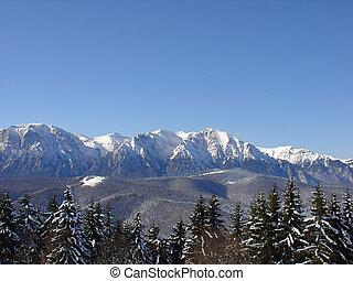 mountains, vinna