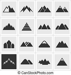 mountains2, icona