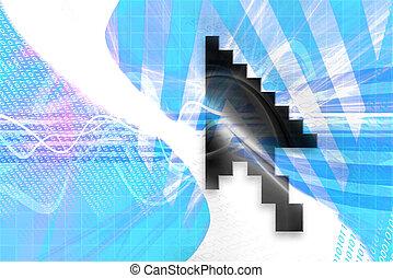 Mouse Arrow Cursor - An illustration of a mouse arrow cursor...