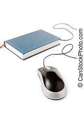 mouse elaboratore, libro