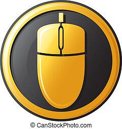 mouse icon (button)