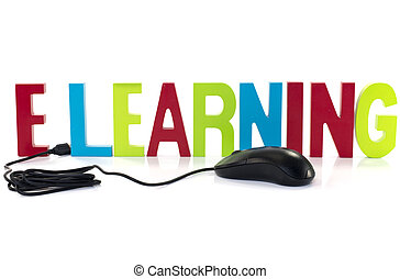 mouse with elearning