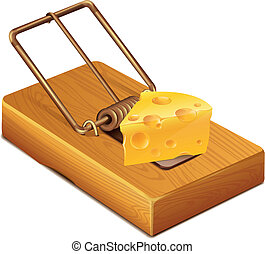 Mousetrap Cheese