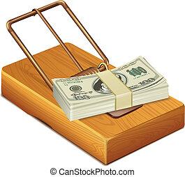 Mousetrap Money