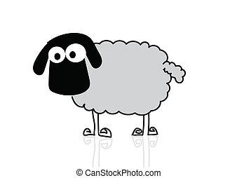 Mouton dessin anim - Mouton dessin anime ...