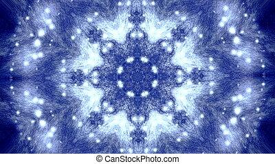 mouvement, arrière-plan., résumé, kaléidoscope