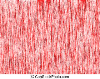 mouvement, arrière-plan rouge, résumé