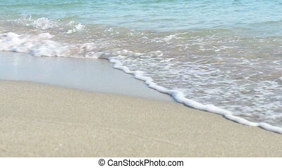 mouvement, lent, surf., 60, fps, marin