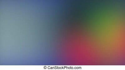 mouvement, lumières, clair, brouillé, multicolore