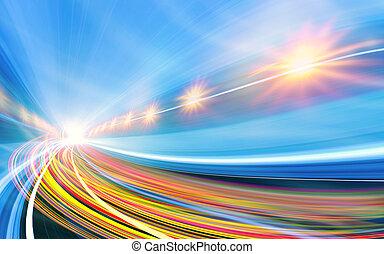 mouvement, vitesse, résumé