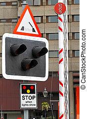 Bridge Sign Light