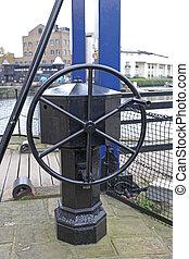 Movable Bridge Wheel