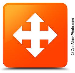 Move icon orange square button