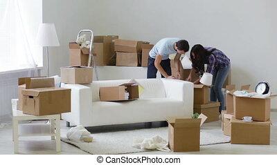 Move-ins