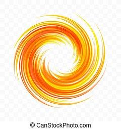 movement., turbine, effect., astratto, dinamico, illustrazione, vettore, disegno, turbine, rotazione, spirale, element.