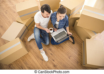 mover casa