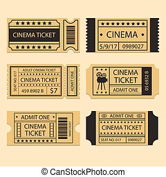 movie cinema ticket