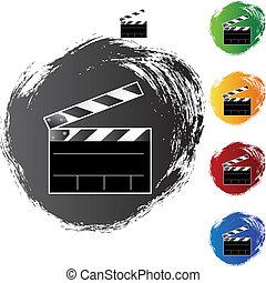Movie Clapboard