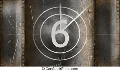 Movie countdown video