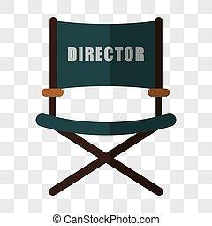 Movie icon design - Movie concept with icon design, vector...