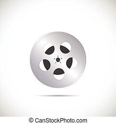 Movie Reel Illustration