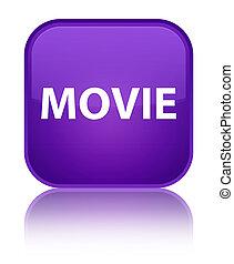 Movie special purple square button