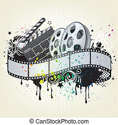 movie theme element