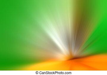 movimento, astratto, velocità, fondo, accelerazione, luce