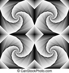 movimento, espiral