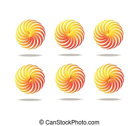 movimento, set., spirale, 6