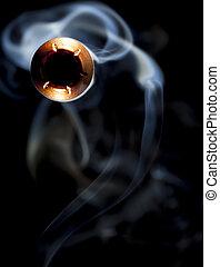 Moving bullet