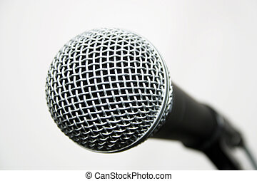 Moving Coil Microphone - Industry standard vocalist...