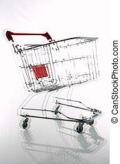 Moving Shopping Cart