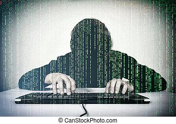 movking, pirata informático