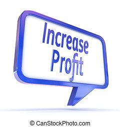 """mowa, pokaz, """"increase, bańka, profit"""""""