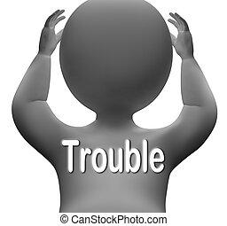 moyens, caractère, problèmes, difficulté, soucis, ennui