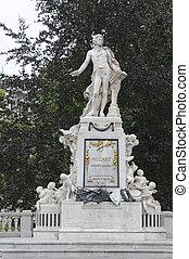 Mozart, monumento