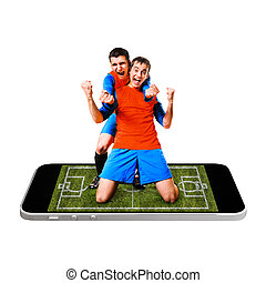 mozgatható, futball