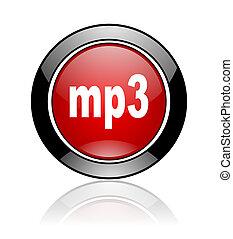 mp3, ícone