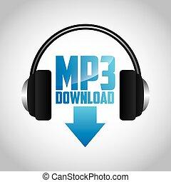 Download smbolo vetorial mp3 smbolo isolado vetorial mp3 mp3 download stopboris Image collections